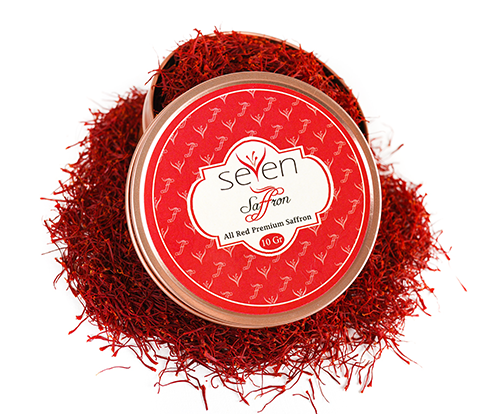 Pure Persian Saffron Threads-10g saffron package