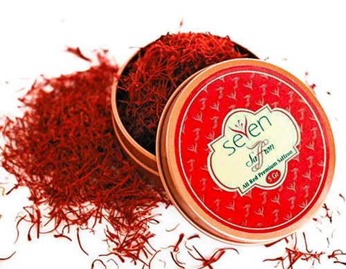 Premium Persian Saffron Threads-5g saffron package