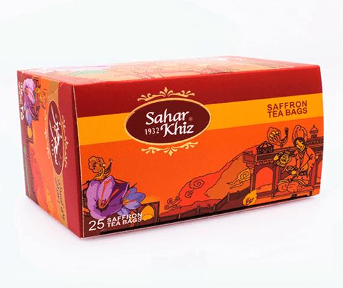 Seven Saffron Tea